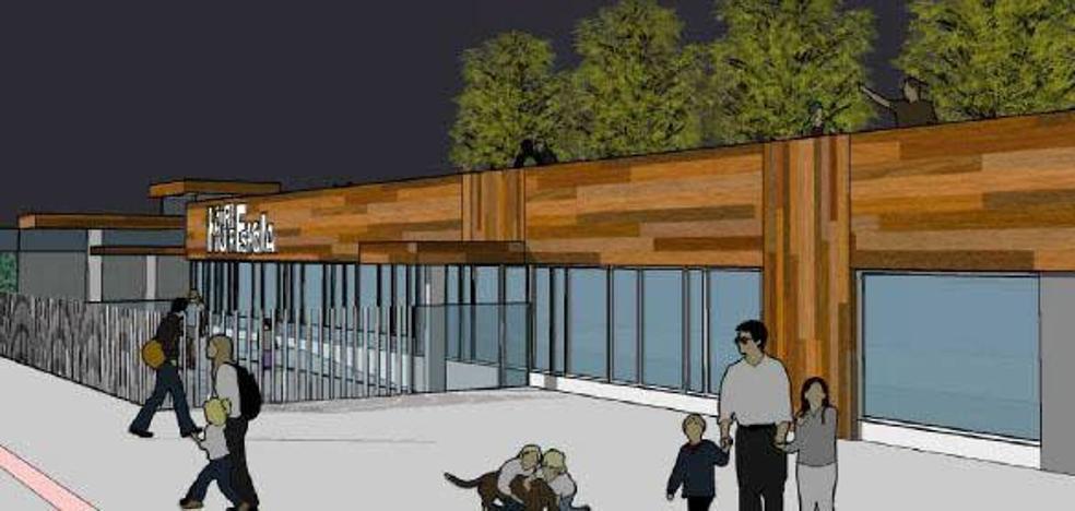 El Ayuntamiento de Galdakao inicia el lunes las obras de la nueva haurreskola
