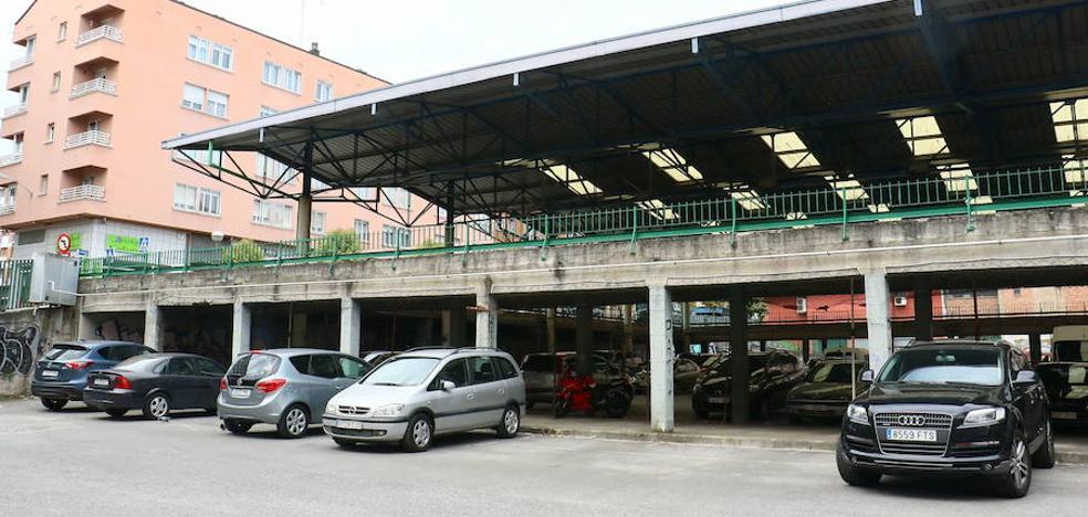 El Ayuntamiento adjudica las obras del parking en silo del barrio de Arana que tendrá 155 plazas