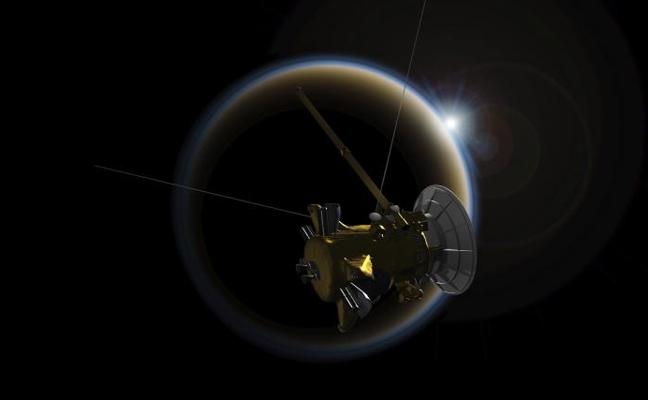 Cassini muere en Saturno