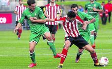 Derrota del Amorebieta y empate entre Bilbao Athletic y Gernika