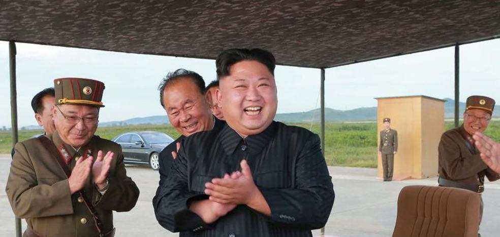 Corea del Norte pretende alcanzar un «equilibrio» nuclear con EE UU