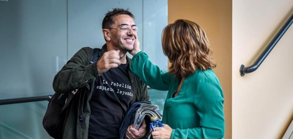 Garrido aboga por «refundar» Podemos Euskadi para «romper la hegemonía del PNV»