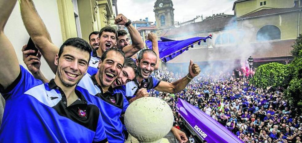 Santurtzi se mete entre los mejores