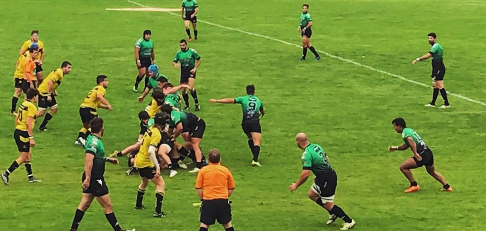 El Gernika se impone a un novel Getxo Rugby