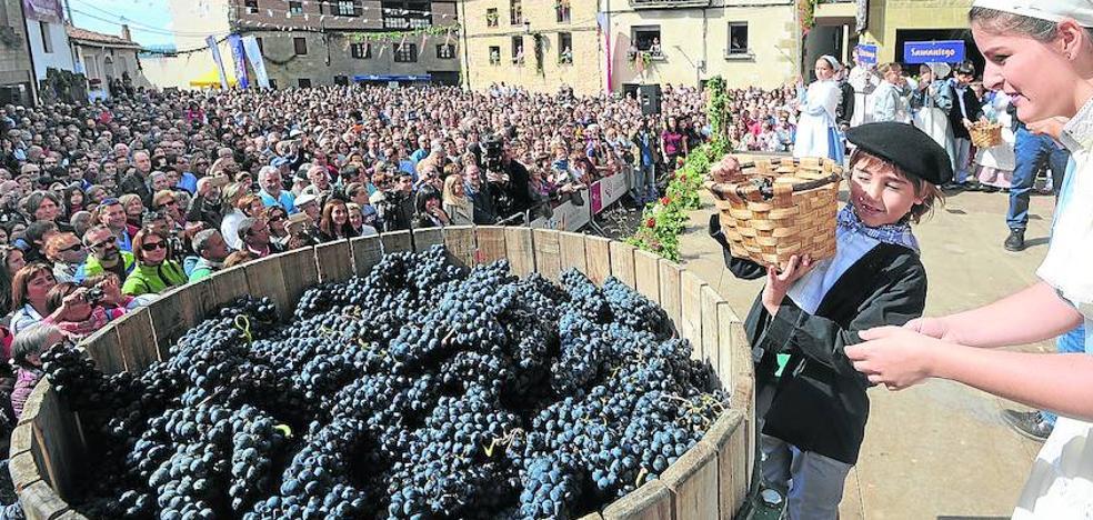 González pide campañas de promoción propia para los vinos de Rioja Alavesa
