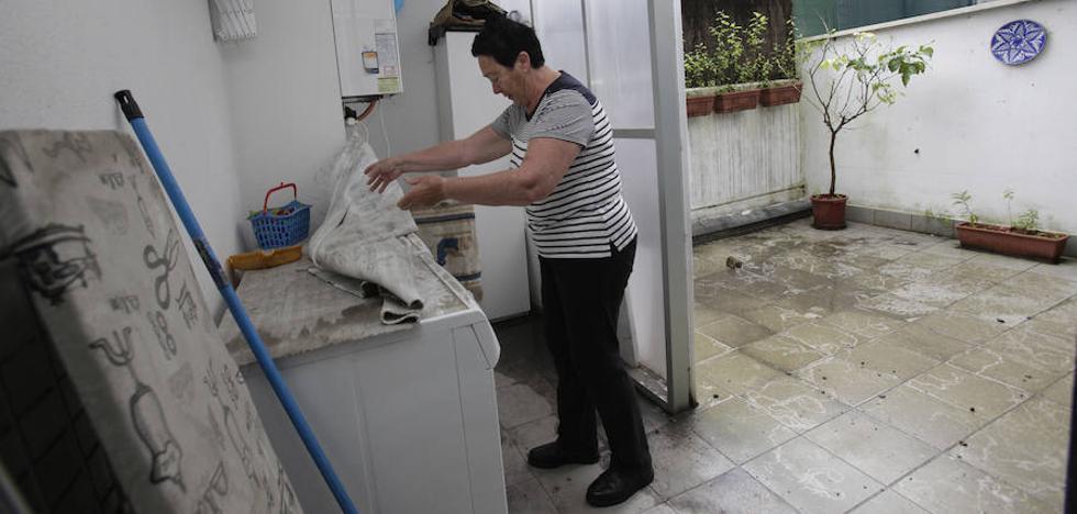 Ondarroa ayudará a los vecinos a paliar los daños de Kamiñalde
