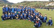 La Escuela de Atletismo de Erandio busca fortalecer su estructura con nuevas promesas