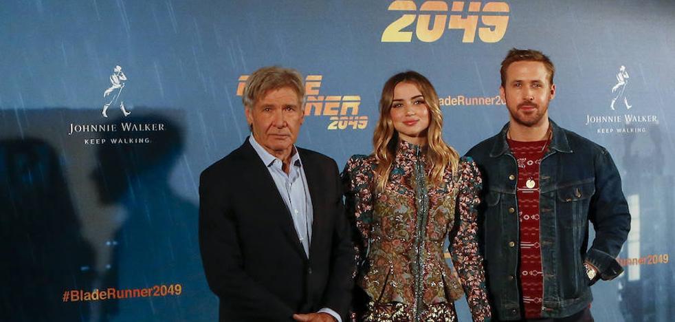 Harrison Ford: «No podemos dejar que culturas o intereses económicos lleven a la división»