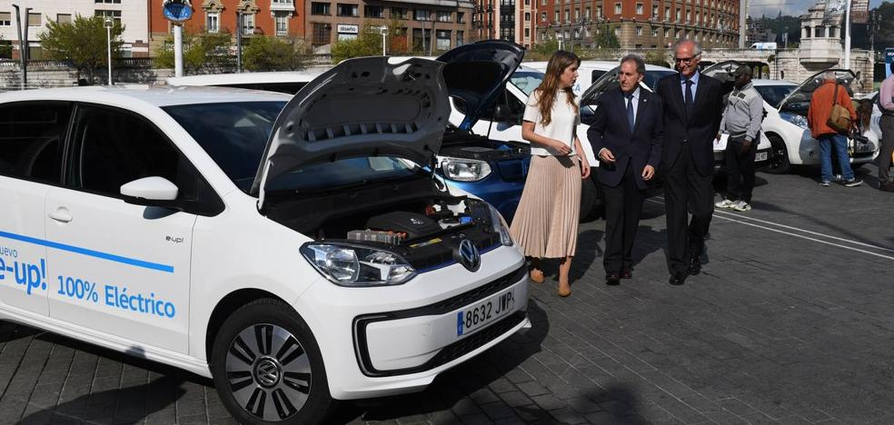 Bilbao plantea que los coches eléctricos no paguen la OTA