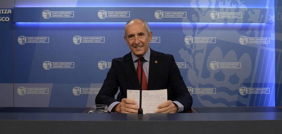 El Gobierno vasco dice que la sintonía entre Urkullu y Ortuzar sobre Cataluña es «absoluta»
