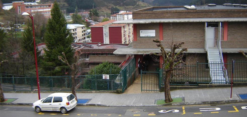 Ermua ha invertido 205.000 euros en las reformas en los colegios públicos