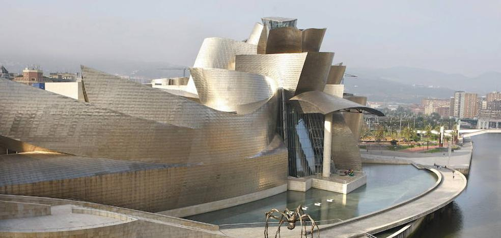 El Guggenheim, entre los mejores museos de Europa y el tercero de España