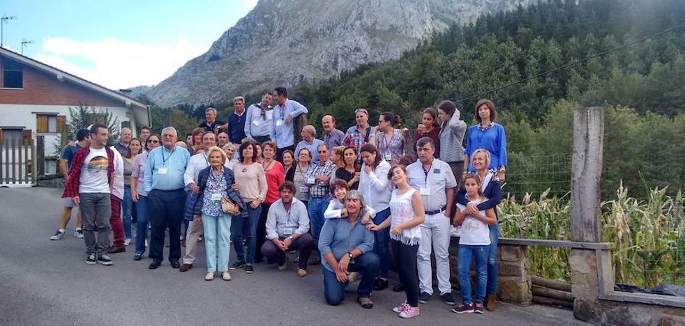 Los Gurtubay se reencuentran en Elorrio