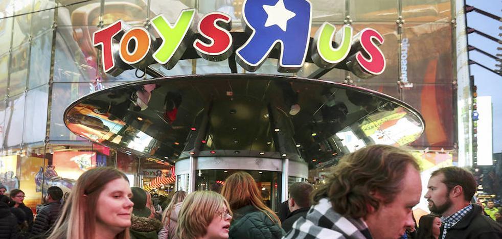 Las tiendas de Toys 'R' Us no cerrarán pese a la quiebra