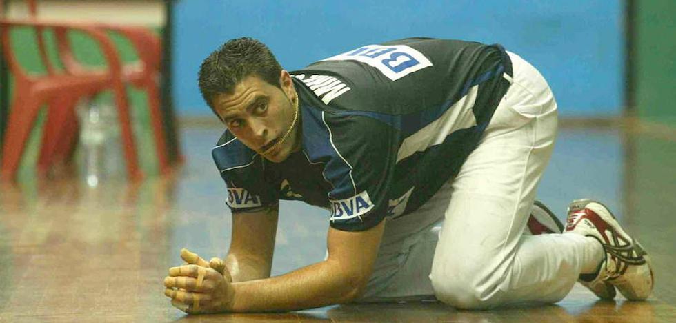 Mikel Goñi, vencido por su demonio