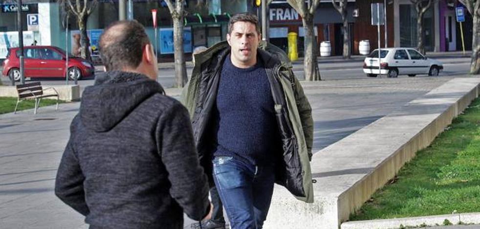 El expelotari Mikel Goñi, condenado a ocho años y tres meses de cárcel