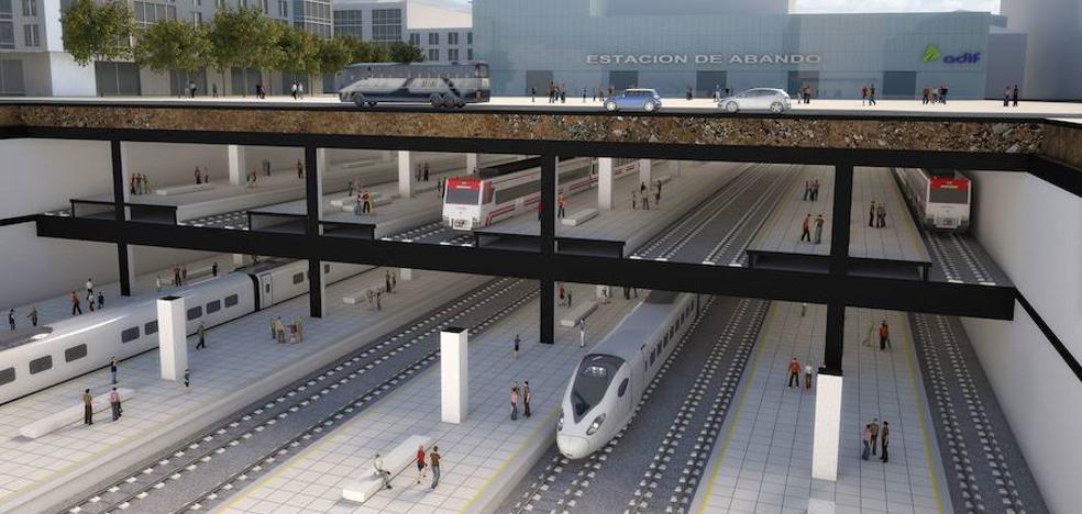 Préstamo millonario de Europa para evitar retrasos en la llegada del TAV a Bilbao