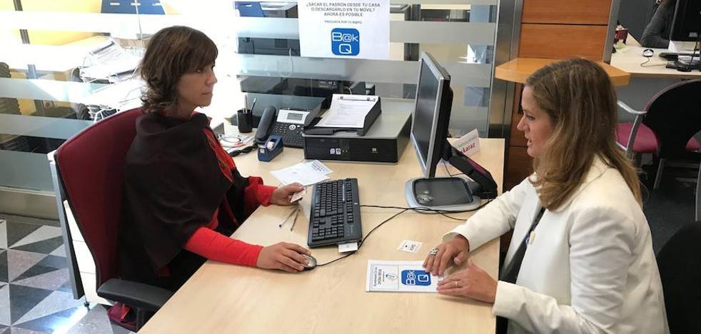 Barakaldo lanza su firma electrónica para tramitar documentos municipales