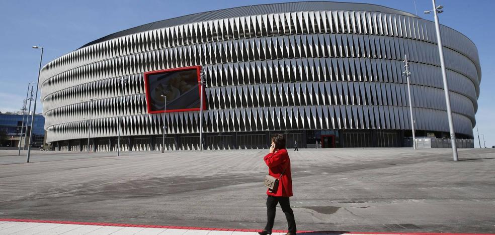 El PP pide la implicación del Ayuntamiento de Bilbao para impulsar la pista de atletismo de San Mamés