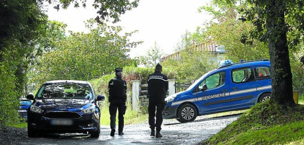 Un perturbado confiesa que mató a la joven embarazada en Ustaritz
