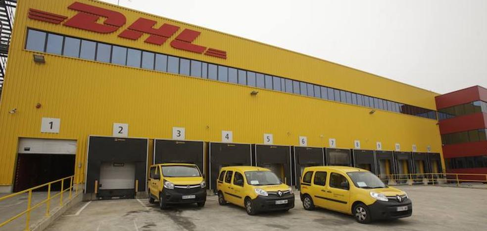 DHL estrena su centro operativo de 7.500 metros cuadrados en Foronda