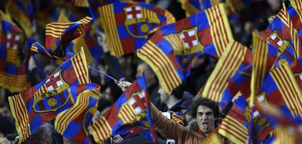El FC Barcelona condena cualquier acción contra «la democracia y el derecho a decidir»