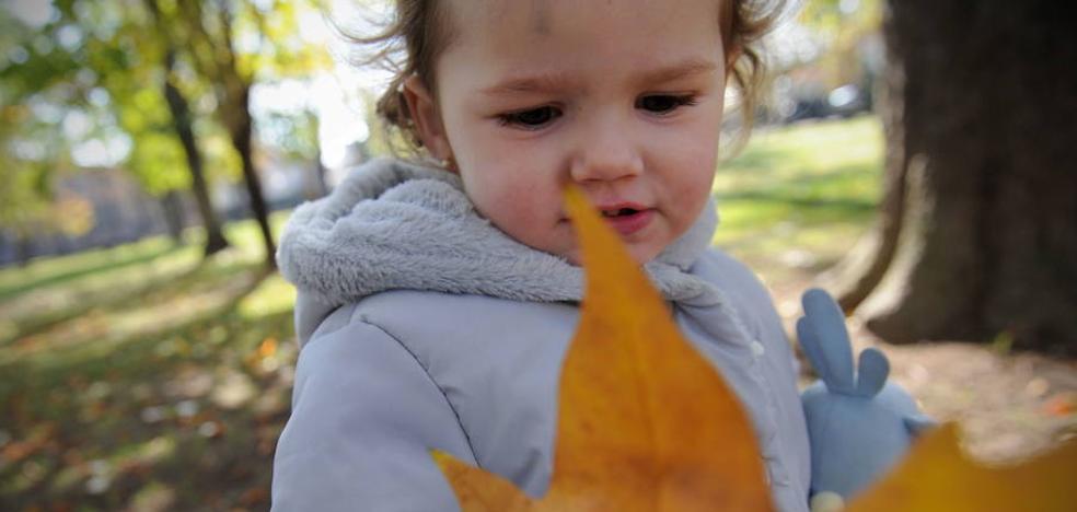 El otoño arrancará en Euskadi algo más cálido y lluvioso de lo normal