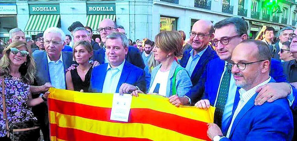 La crisis catalana sitúa la negociación entre el PNV y el PP al borde del colapso