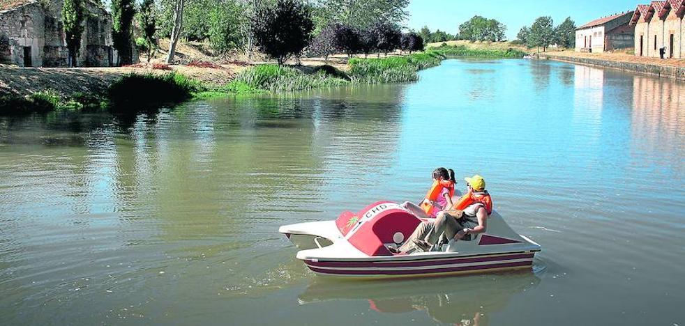 Canal de Castilla: El río que no fue