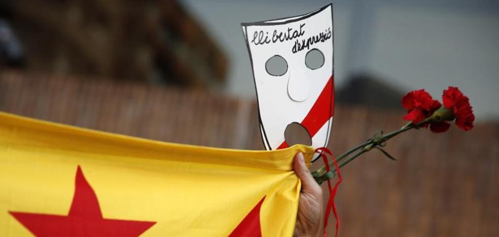 Las detenciones de la Guardia Civil ayer en Barcelona fueron legales