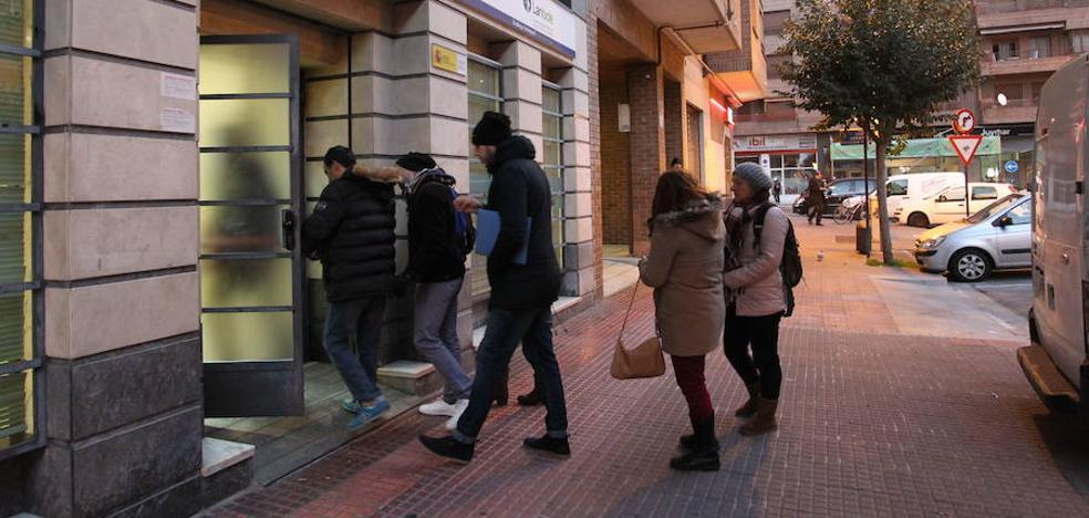 Los afiliados extranjeros aumentan un 7,5% en Euskadi