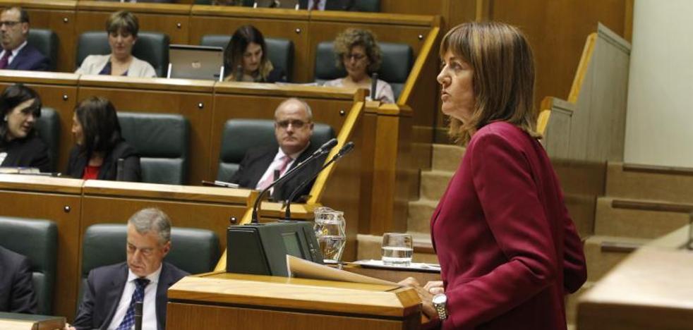 El PSE apuesta por ratificar esta legislatura un nuevo Estatuto en un referéndum legal
