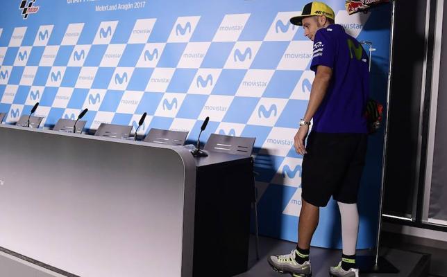 La recuperación exprés de Rossi impacta en MotoGP