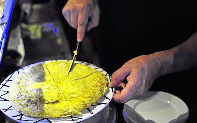 Alquimia de patata y huevo