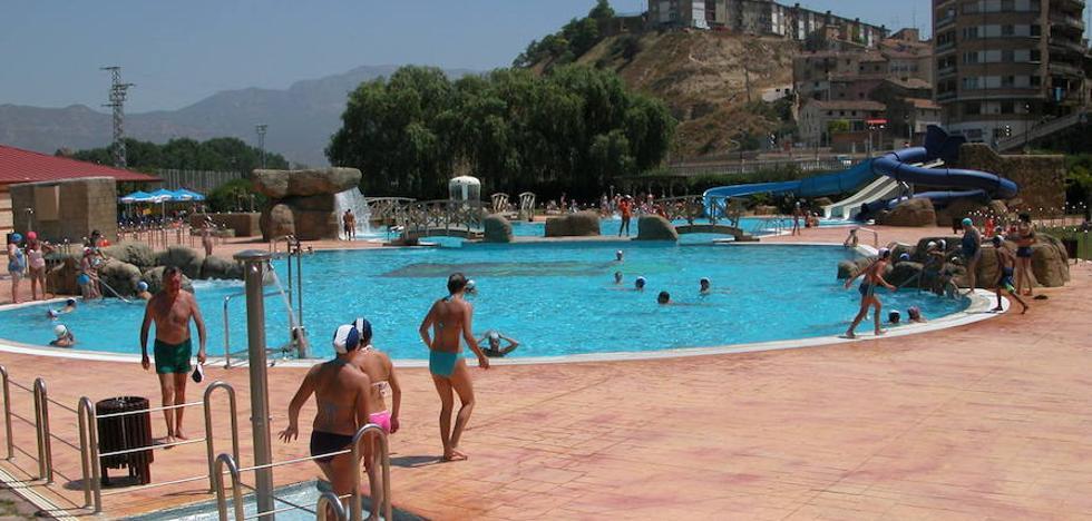 Las piscinas públicas registraron 1.300 usuarios menos durante el ciclo estival