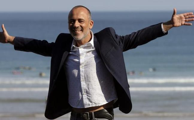 Javier Gutiérrez: «Tengo un rostro y un cuerpo de los que no me puedo desprender»