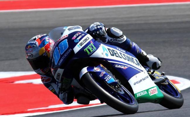 Jorge Martín: «En algunas carreras de este año me ha faltado experiencia»