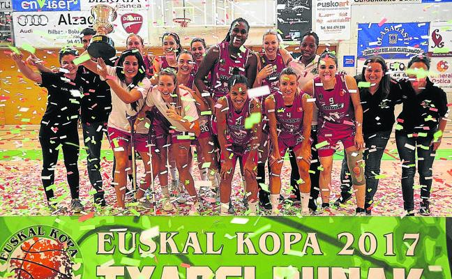 El Araski conquista la Euskal Kopa