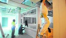 Erandio abrirá en noviembre una biblioteca moderna y de mayor capacidad en Altzaga