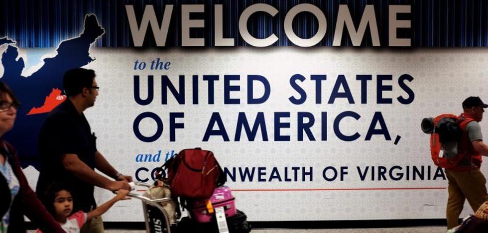 EE UU sustituye el veto migratorio por restricciones a ocho países