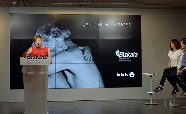 La Diputación y la BBK presentan «un documental que es un alegato para derribar las barreras de la edad»