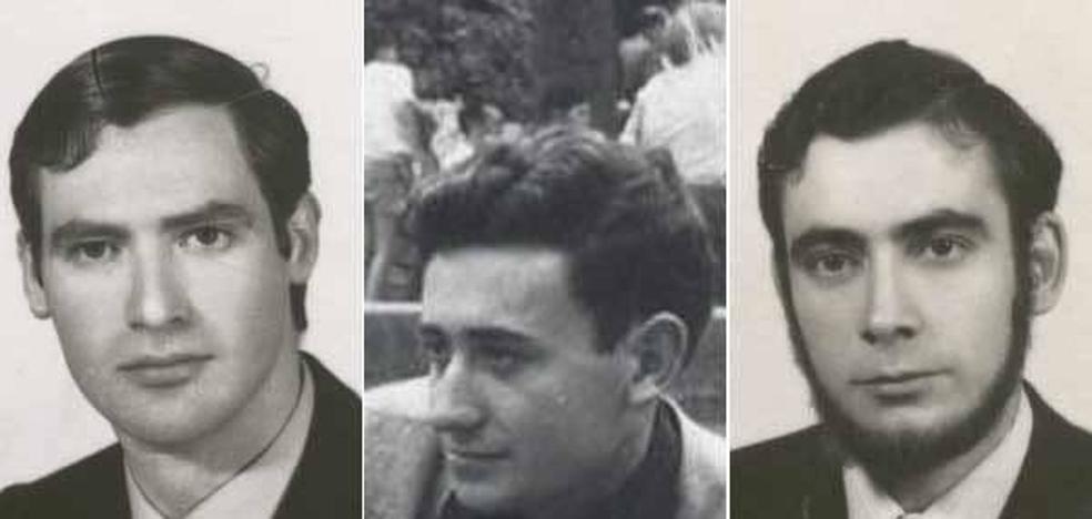 El Parlamento vasco analizará el caso de tres gallegos asesinados por etarras en los 70