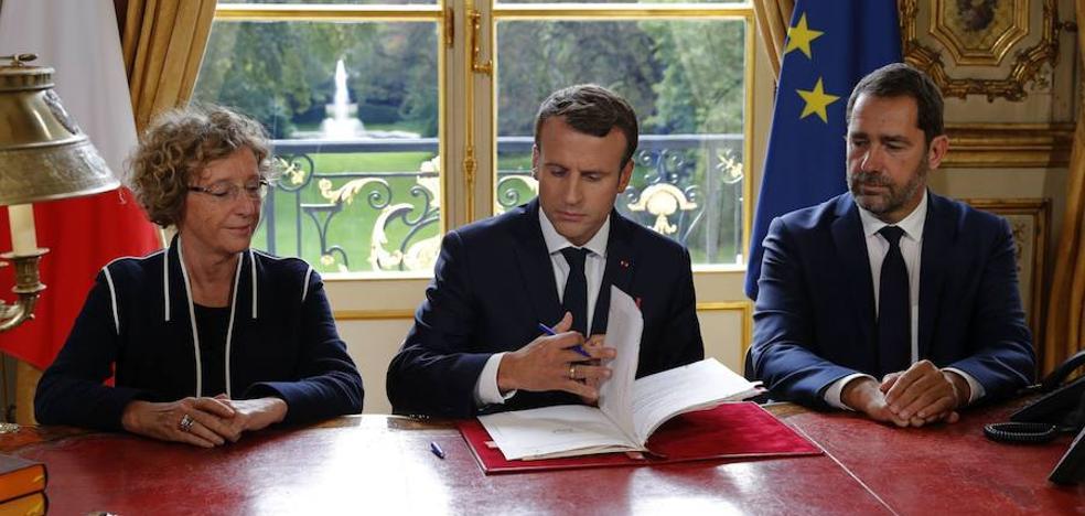Francia prohibirá totalmente el uso del glifosato