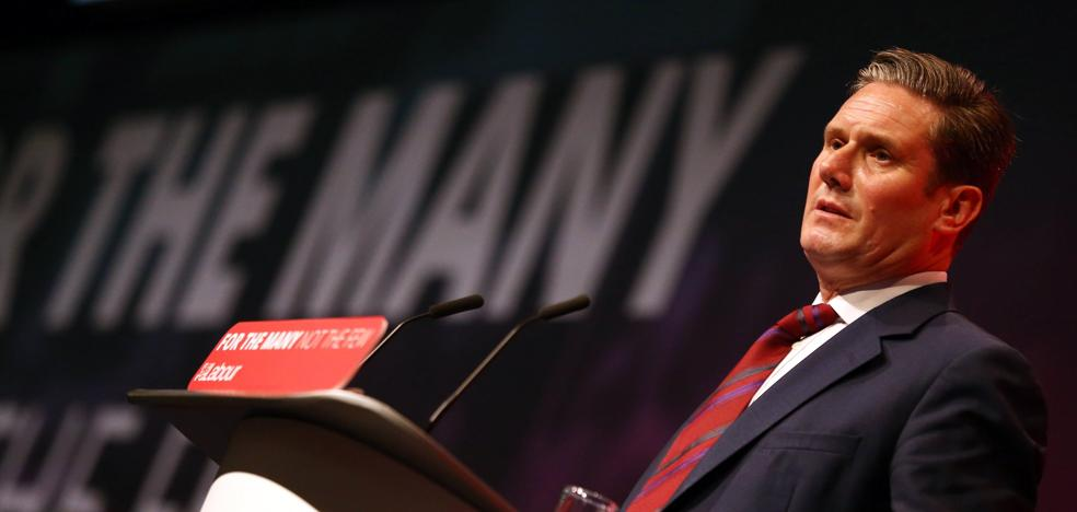 La ambigüedad laborista sobre el 'Brexit' quiere cobrarse a May