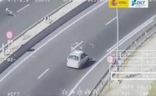 La imprudencia en carretera que ha enfadado al director de la DGT