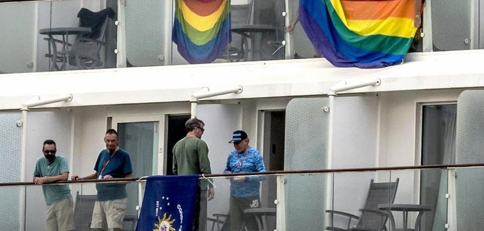 La odisea de un crucerista gay tras atracar en Getxo: una semana vagando a la intemperie