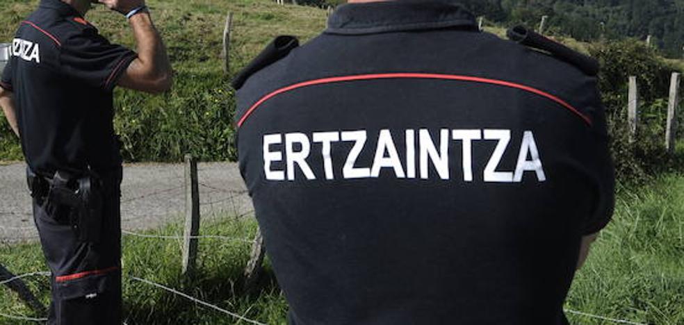 Una operación de la Ertzaintza impide el robo de joyas en una vivienda de Olite