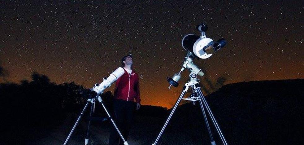 El nuevo observatorio astronómico de Izki abrirá sus puertas el sábado