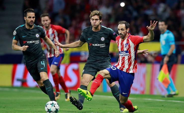 Atlético de Madrid-Chelsea