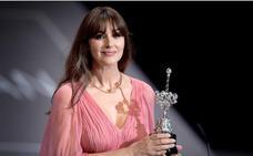 Mónica Bellucci: «El impacto de la belleza dura cinco minutos»